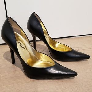 Colin Stuart Black Heels